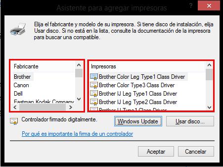 Configurar impresoras en red(CUPS) - WikiEtl